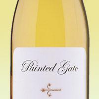 Белое вино сухое