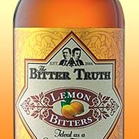 Лимонный биттер