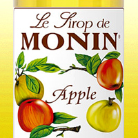 Яблочный сироп желтый