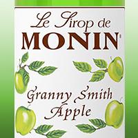 Яблочный сироп зеленый