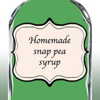 Домашний сироп из стручкового горошка