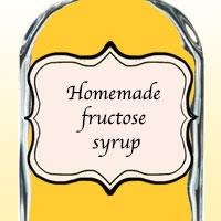 Домашний сироп фруктозы