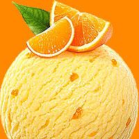 Апельсиновый сорбет