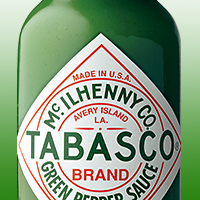 Табаско соус зеленый