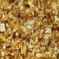 Пищевое сусальное золото