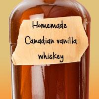 Домашний ванильный виски