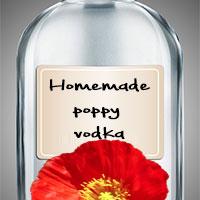 Домашняя маковая водка
